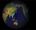 Astro Earth 3D Screensaver Screenshot 0