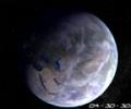 Home Planet Earth 3D Screensaver Screenshot 0