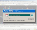 PDF to DWG Converter Stand-Alone 2011.09 Screenshot 0