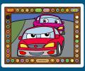 Coloring Book 11: Trucks Screenshot 0