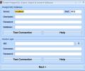 Oracle PostgreSQL Import, Export & Convert Software Screenshot 0