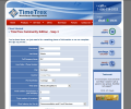 TimeTrex Time and Attendance Screenshot 1