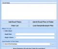 Excel Delete Duplicate Cells In Multiple Files Software Screenshot 0