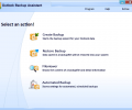 Outlook Backup Assistant Screenshot 0