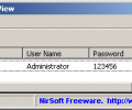 Remote Desktop PassView Screenshot 0
