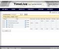 TimeLive open source  timesheet Screenshot 0