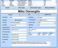 Contact Management Database Software Screenshot 0