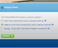 Hotspot Shield Screenshot 1