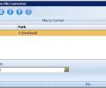 DSS File Converter Screenshot 0