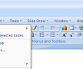 Classic Style Menus for PowerPoint 2007 Screenshot 0