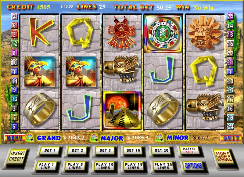 Cleopatra penny slots