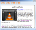 VLC Media Player Foot Pedal Utility Screenshot 0