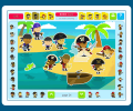 Sticker Activity Pages 5: Pirates Screenshot 0