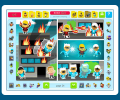 Sticker Activity Pages 6: Superheroes Screenshot 0