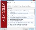 Mendeley Desktop Screenshot 1