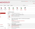 Mendeley Desktop Screenshot 7