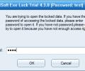 GiliSoft Exe Lock Screenshot 2