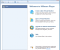 VMware Workstation Player Screenshot 1